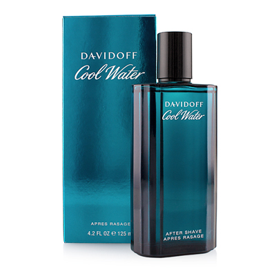 DAVIDOFF Aftershave Cool Water