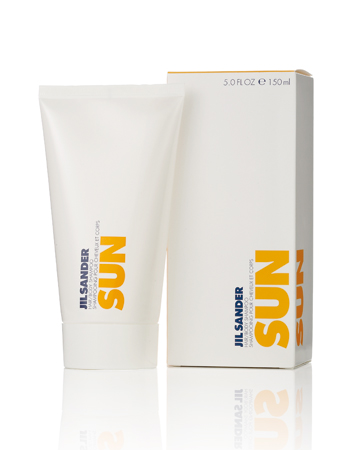 Jil Sander Sun Body and Hair Shower Gel
