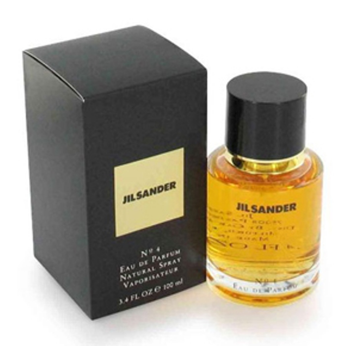 Jil Sander No.4 For Women - 100 ml - Eau de parfum