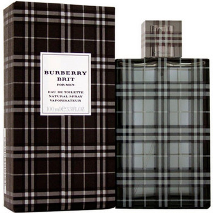 Burberry Brit Men 100 ml Eau de Toilette