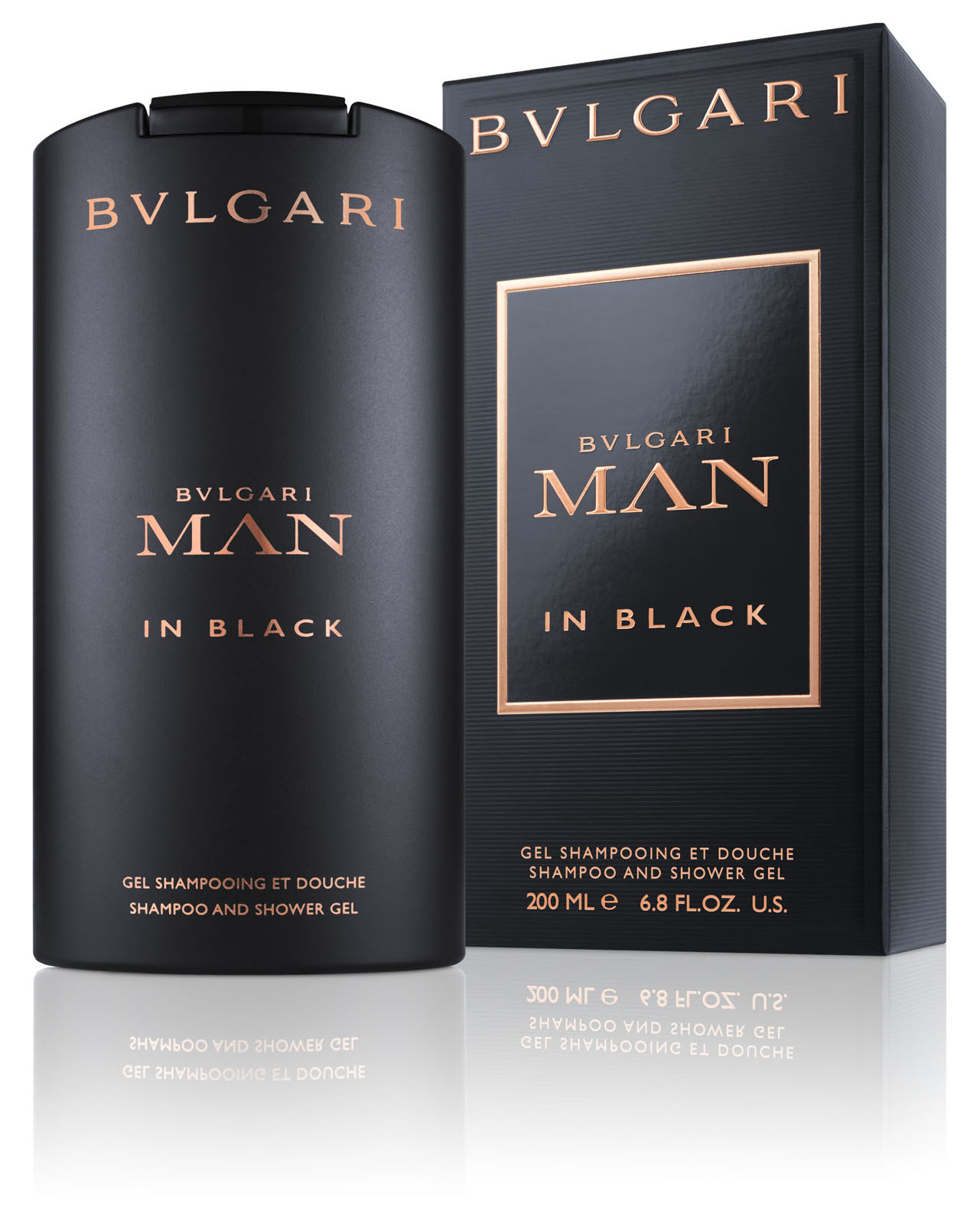 Bvlgari Showergel Man in Black