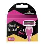 Wilkinson Intuition F.A.B. mesjes 3 pack