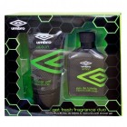 Umbro Cadeauset Men Action EDT + Douche